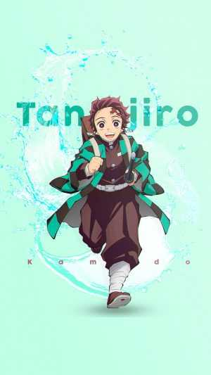 Tanjiro Wallpaper