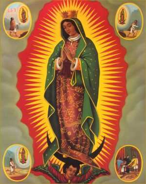 Virgen De Guadalupe Wallpaper