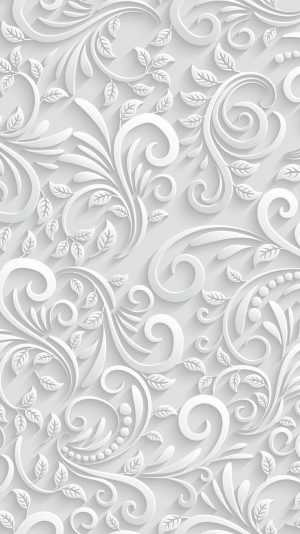White Wallpaper
