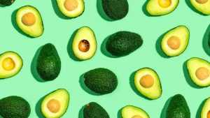 Desktop Avocado Wallpaper