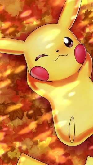 HD Pikachu Wallpaper