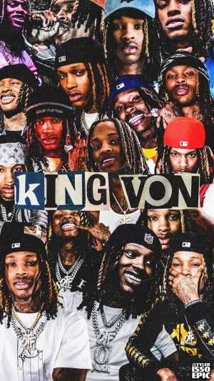 King Von Wallpaper