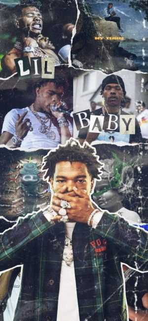 Lil Baby Walpaper Wallpaper