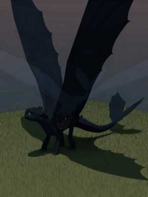 Toothless Wallpaper