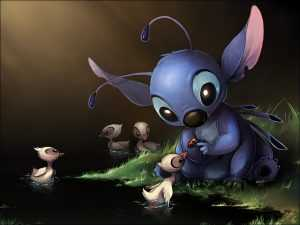 Stitch Wallpaper Desktop