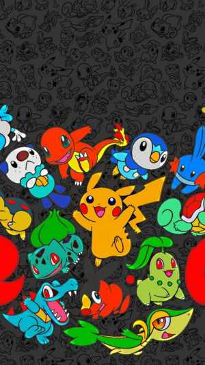 Pokemon Wallpaper