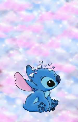 Stitch Background