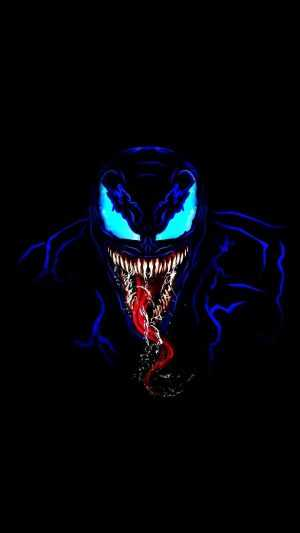4K Venom Wallpaper