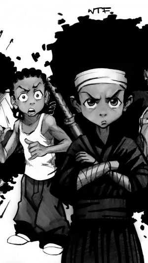 Boondocks Wallpaper