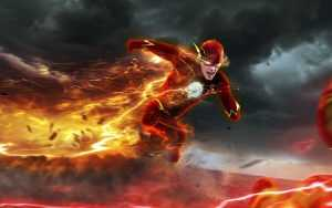 Flash Wallpaper Desktop
