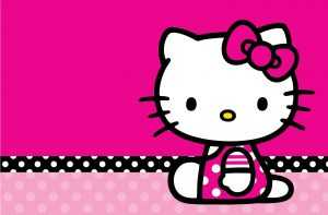 Desktop Hello Kitty Wallpaper
