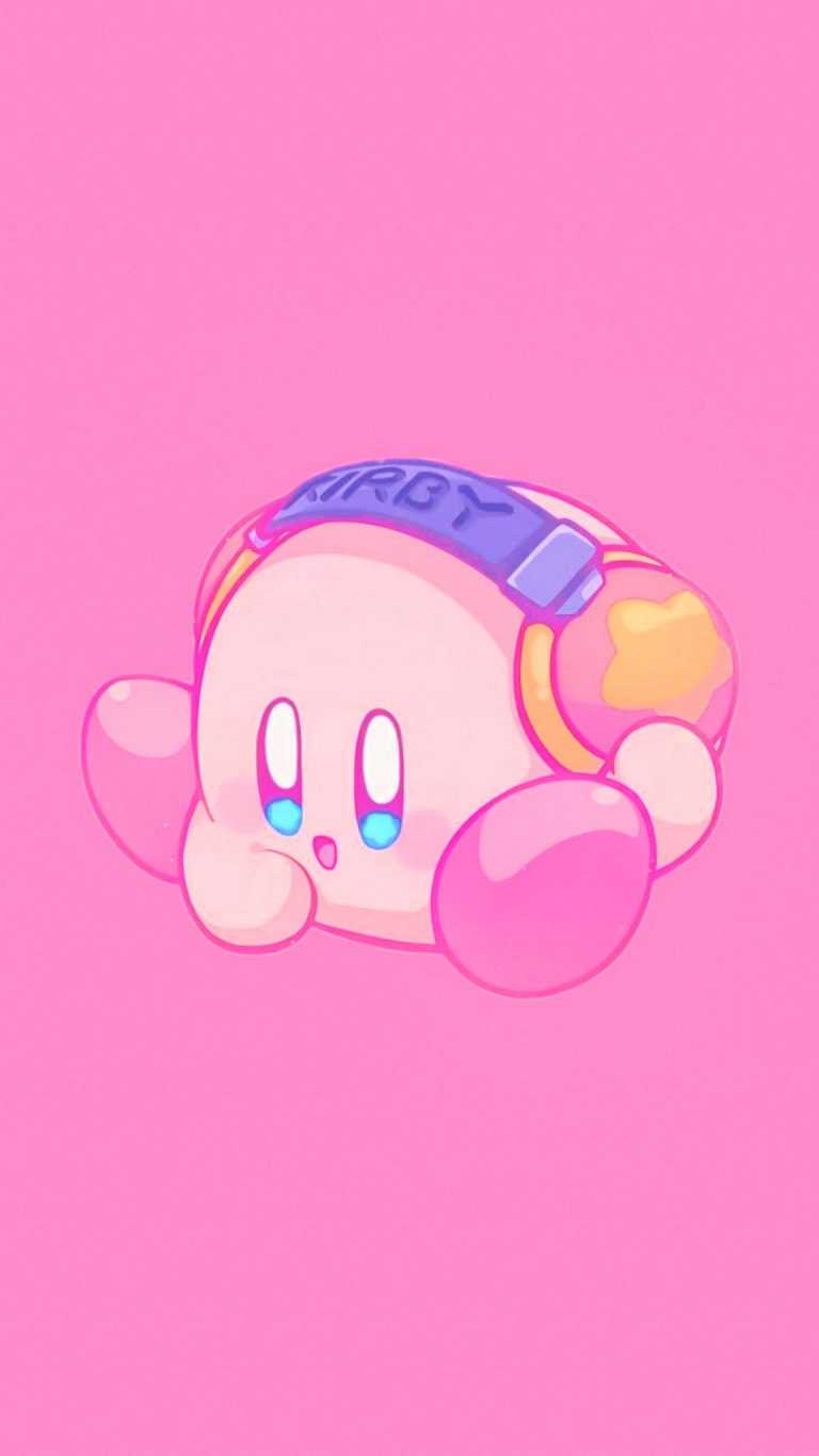 Cute Kirby Wallpapers - iXpap